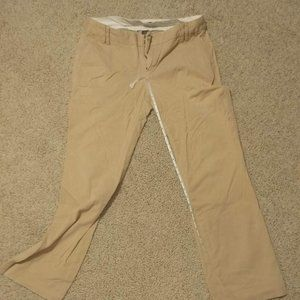 GAP Ankle Pants, Khakis, Size 4